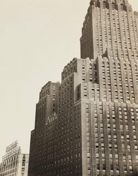 Berenice Abbott-N. Y. Telephone Building-1936