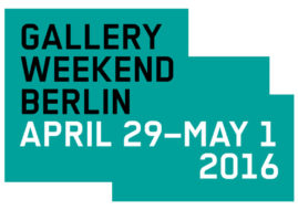 Berlin Art Weekend 2016 english tours deutsch world