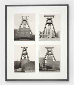 Bernd and Hilla Becher-Mineheads-1978