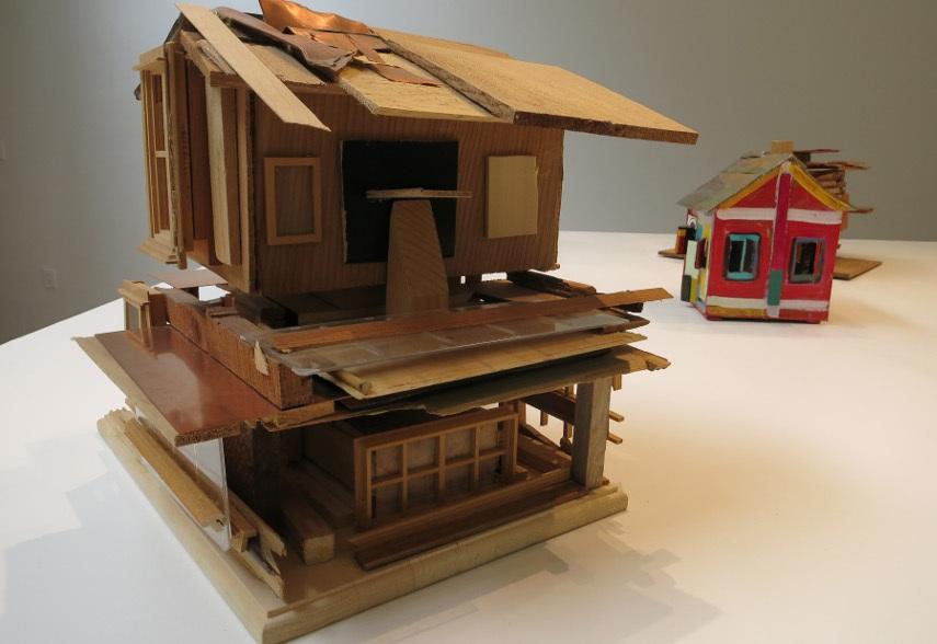 Beverly Buchanan - Sculpture House, 2012 - Image via amazonawscom