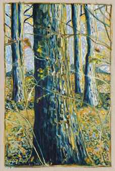 Billy Childish-The People who Stand Still (Version)-2014