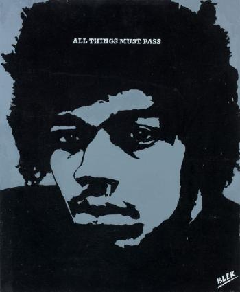Blek le Rat-All Things Must Pass (Hendrix)-