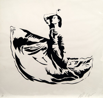 Blek le Rat-Dancer-2006