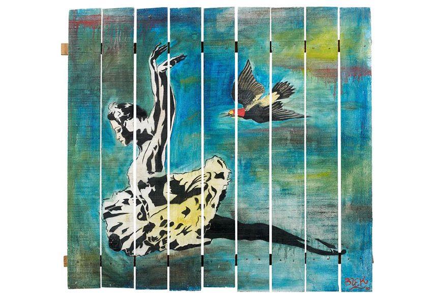 künstler 2016 kunstler berlin international hamburg Blek le Rat, gallery, print, prints, arts
