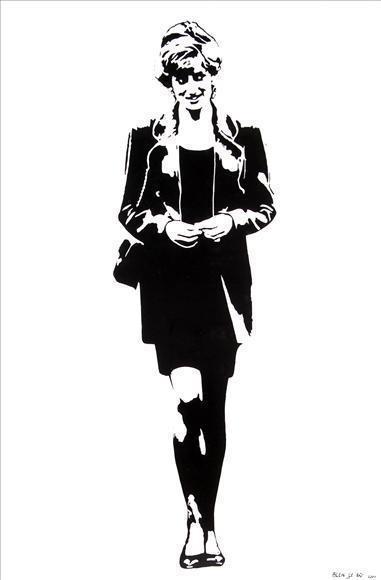 Blek le Rat-Diana-2007