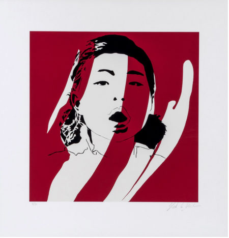 Blek le Rat-Dream But Don't Sleep (Red)-2007