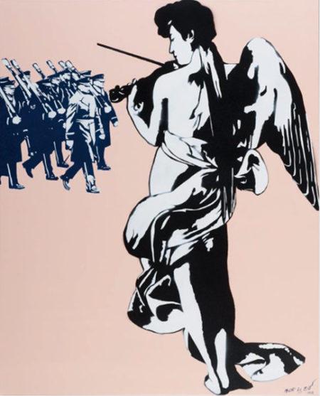 Blek le Rat-Faune et soldat-2008