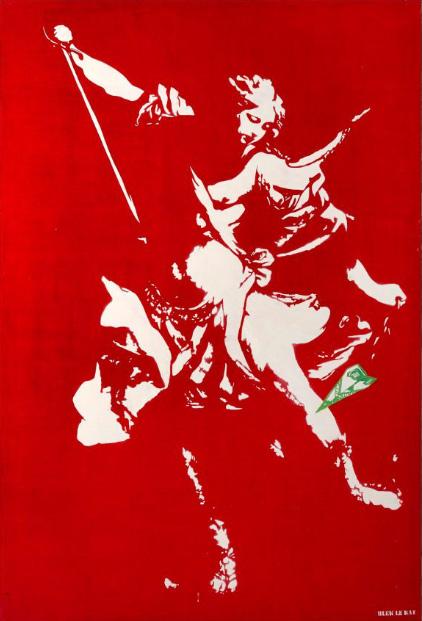 Blek le Rat-Guido Reni Revisited-2012