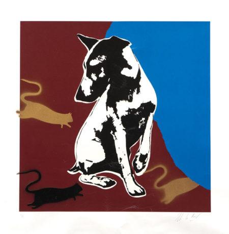 Blek le Rat-His Master's Voiceless-2008