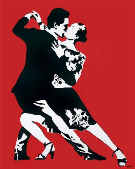 Blek le Rat-Last Tango (Red)-2008