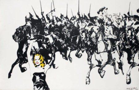 Blek le Rat-Les chevaliers-2008