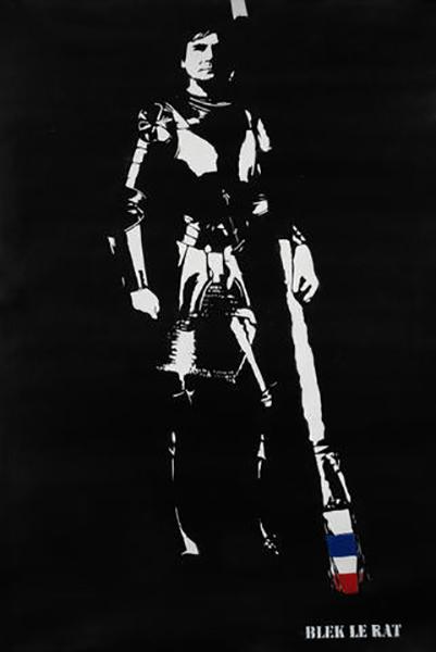 Blek le Rat-Rusting Away-2010