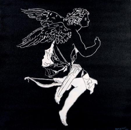 Blek le Rat-Sans Titre (Angel)-2006