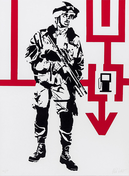 Blek le Rat-Shock and Awe-2006