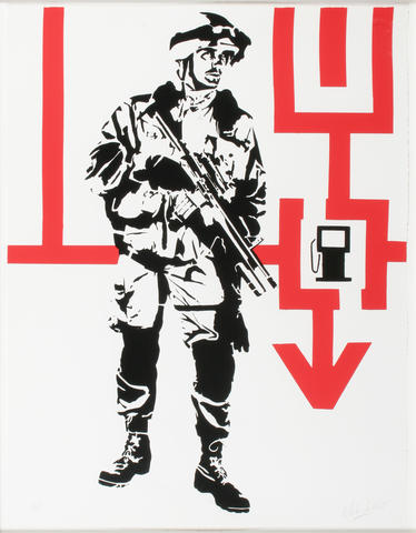 Blek le Rat-Shock and Awe-