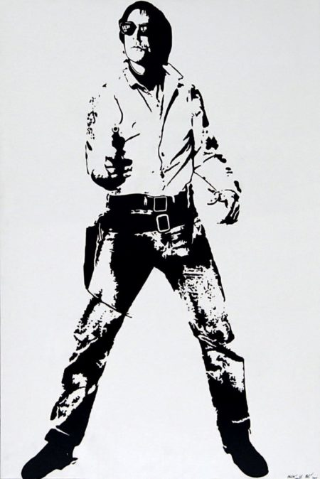 Blek le Rat-Space Cowboy-2007
