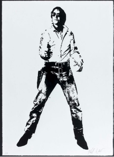 Blek le Rat-Space Cowboy-2008