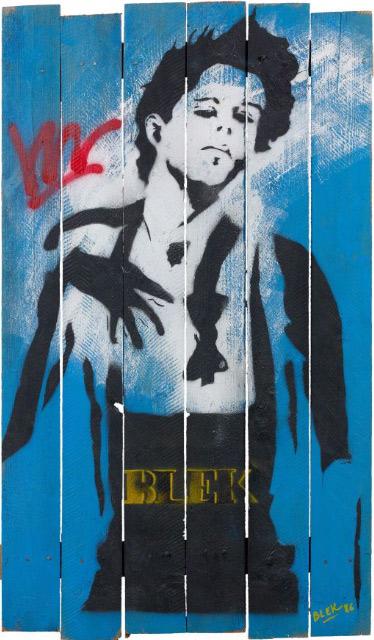 Blek le Rat-Tom Waits-1986