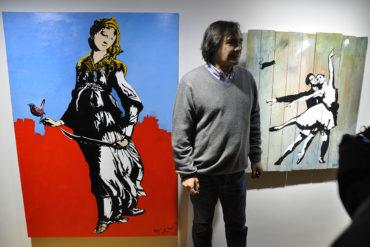 Blek le Rat Interview - Stencil Master at the Milanese Wunderkammern