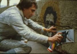 blek le rat exhibition graffiti exhibitions contact banksy