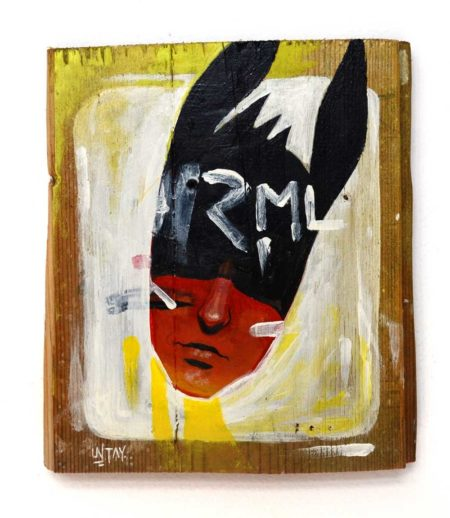 Untay-Boaz Sides Rabbit My Life #1-2014