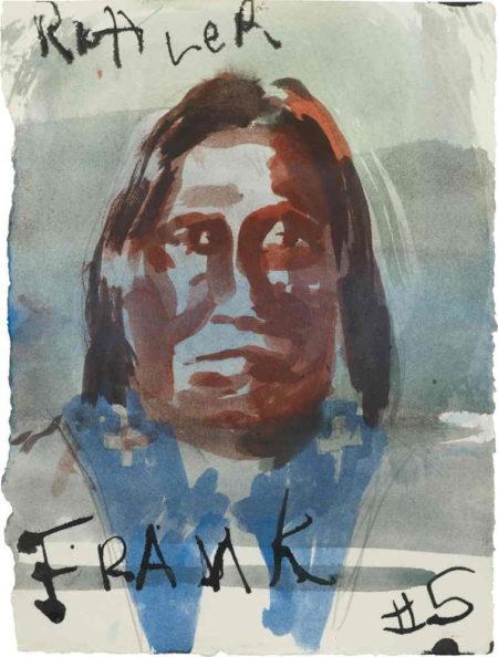 Brad Kahlhamer-Frank #5-1998