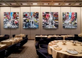 Woodward gallery, New York