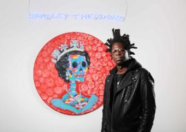 Bradley Theodore Interview news 2015 artist new work york news