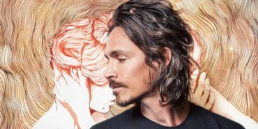 Brandon Boyd - Photo of the artist - Image via laweekly - Between 2013 and 2016, the Home Page of Print Works published over a thousand news