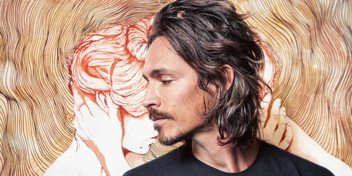 Brandon boyd widewalls for Brandon boyd mural