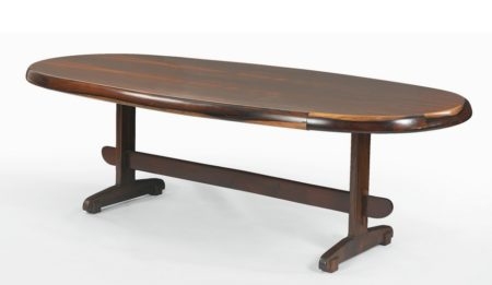 Brazilian Oval Dining Table-1950