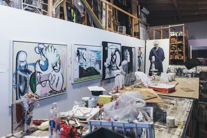 Studio 1. Courtesy of Shaun Roberts