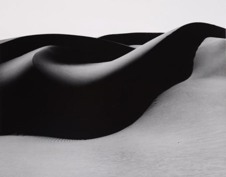 Brett Weston-Dune, Oceano-1984