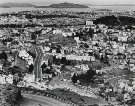 Rooftops, San Francisco-1939