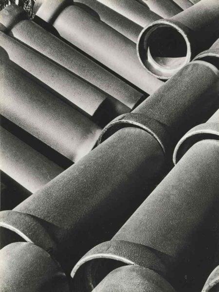 Brett Weston-Sewer Pipes-1929