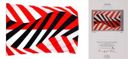 Bridget Riley-Untitled (Flag)-1988
