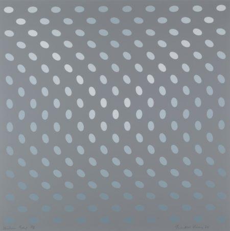 Bridget Riley-Untitled (Nineteen Greys A)-1968