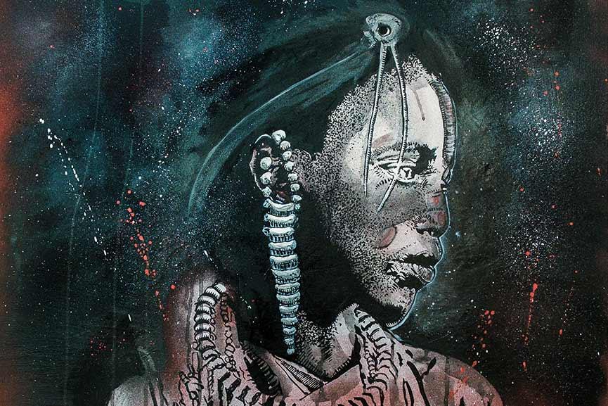 Bruno Leyval Art is Coming to Orlinda Lavergne Gallery