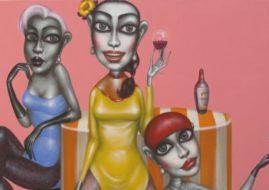 Bui Thanh Tam at Thavibu Gallery