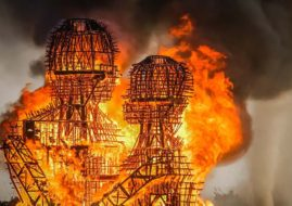Burning Man 2014 - Courtesy of Art Gimbel
