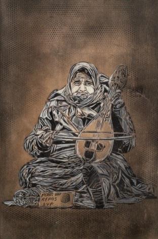 C215-Femme (Homeless)-2011