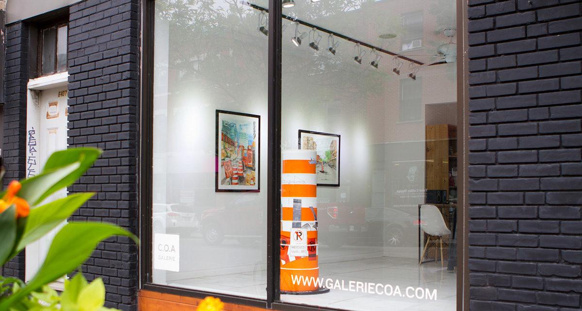 Galerie C.O.A