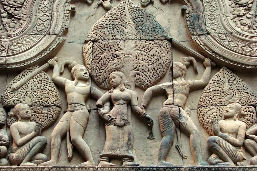 Cambodian Culture and its Glorious Tradition of Artistic Practice ...