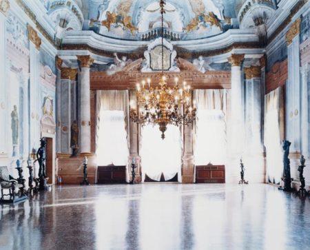 Candida Hofer-Ca'Rezzonico, Venezia I-2003