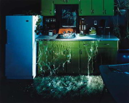 Carlos and Jason Sanchez-Overflowing Sink-2002