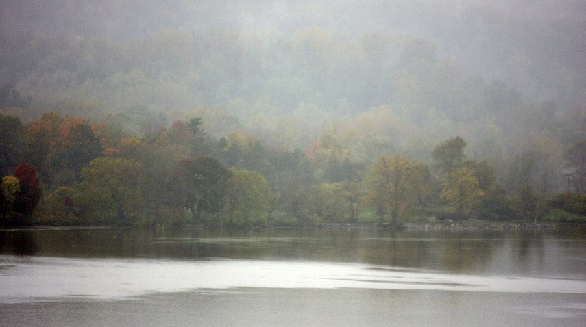 Carolyn Marks Blackwood - Life on the Hudson 7
