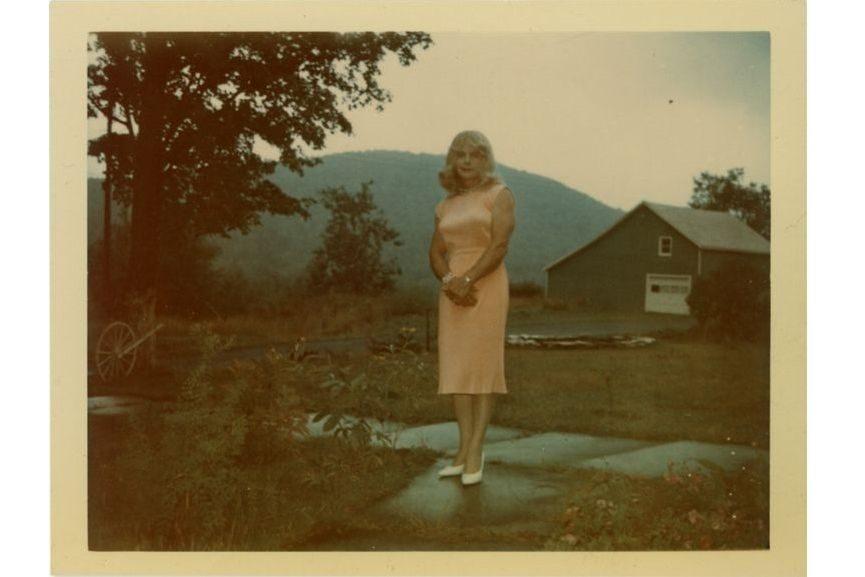 a woman at casa susanna