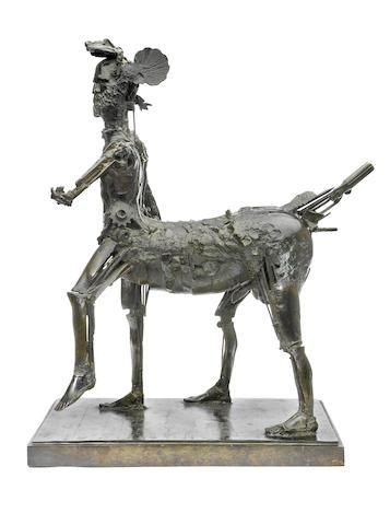 Cesar-Le Centaure (Hommage a Picasso)-1983