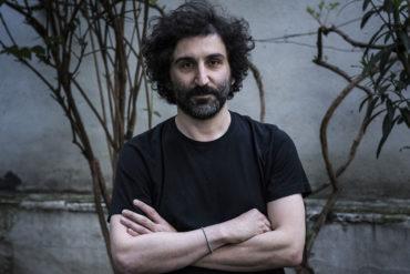 Cevdet Erek. Photo by Volkan Kiziltunc, 26 April 2016