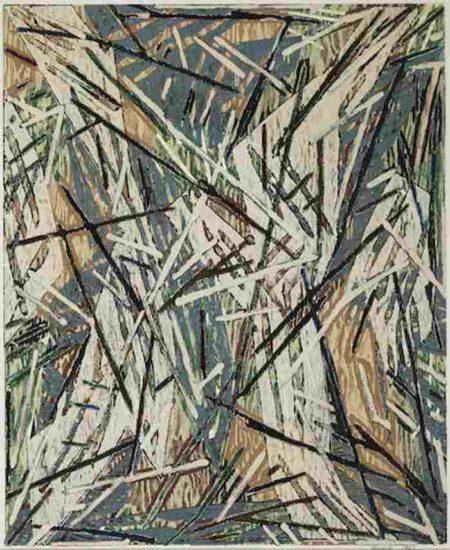 Charles Arnoldi-Untitled (CA/M/87/022)-1987